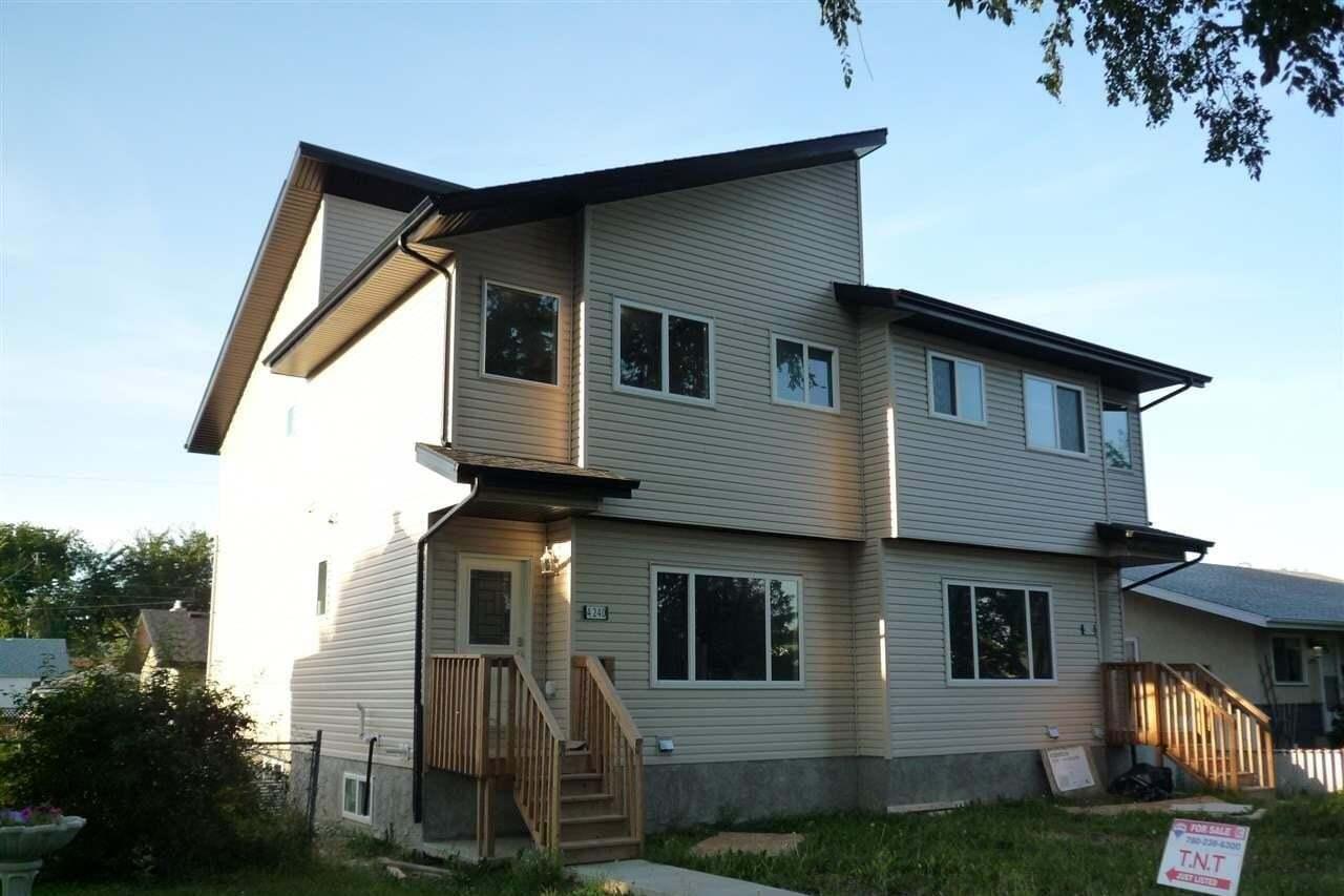 Townhouse for sale at 4238 114 Av NW Edmonton Alberta - MLS: E4211065