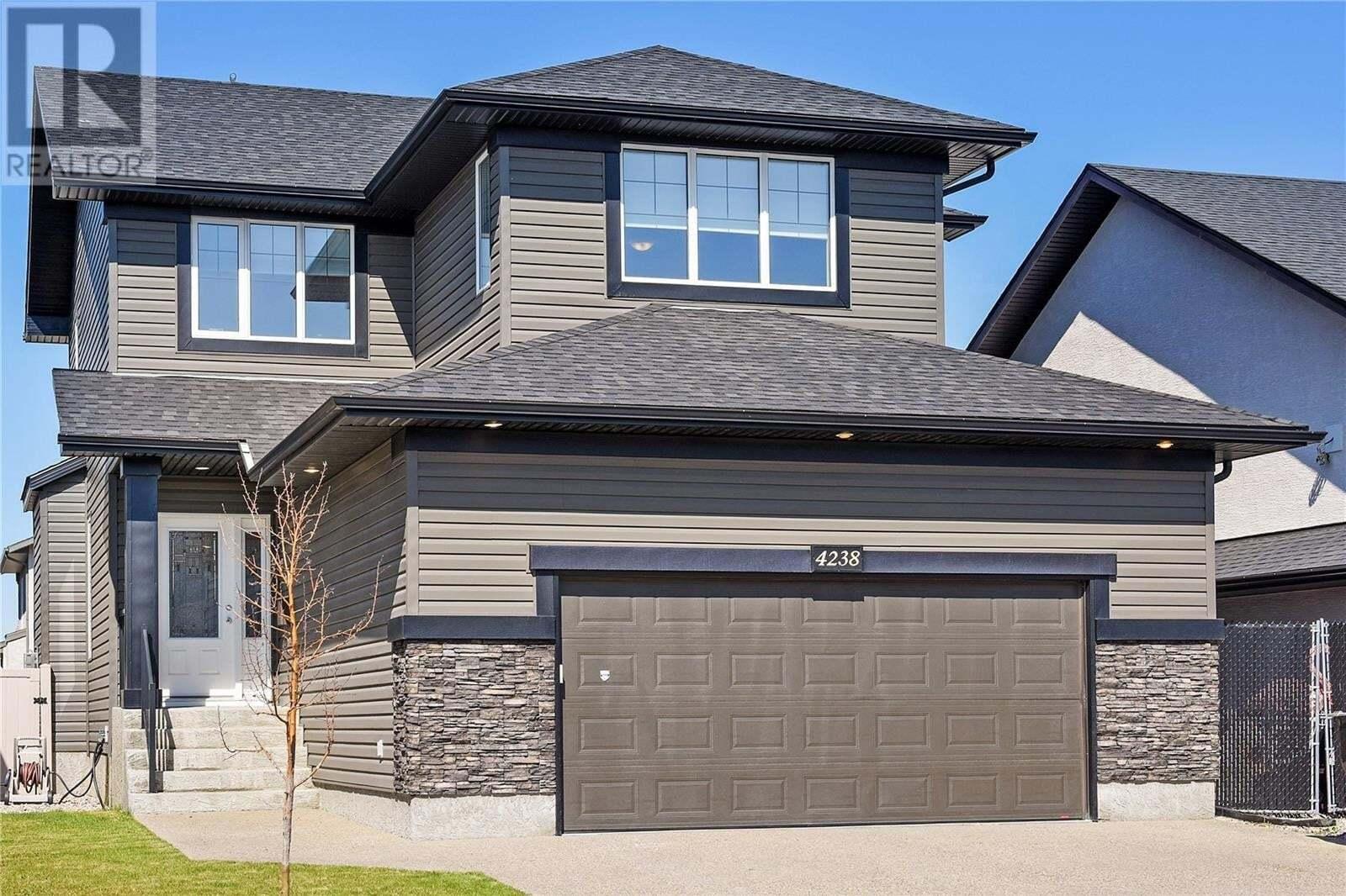 House for sale at 4238 Skinner Ct Regina Saskatchewan - MLS: SK808777