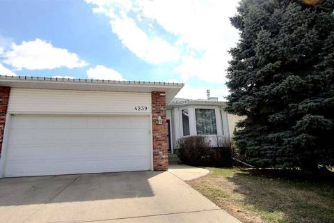 House for sale at 4239 29 Ave Nw Edmonton Alberta - MLS: E4156242