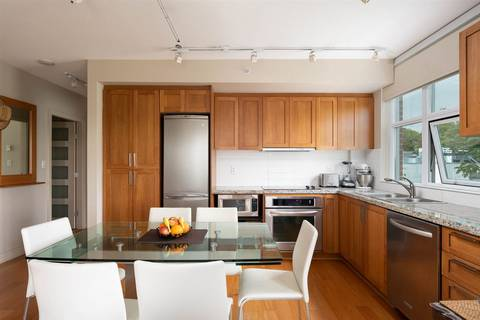 Condo for sale at 2288 Broadway Rd W Unit 424 Vancouver British Columbia - MLS: R2407451