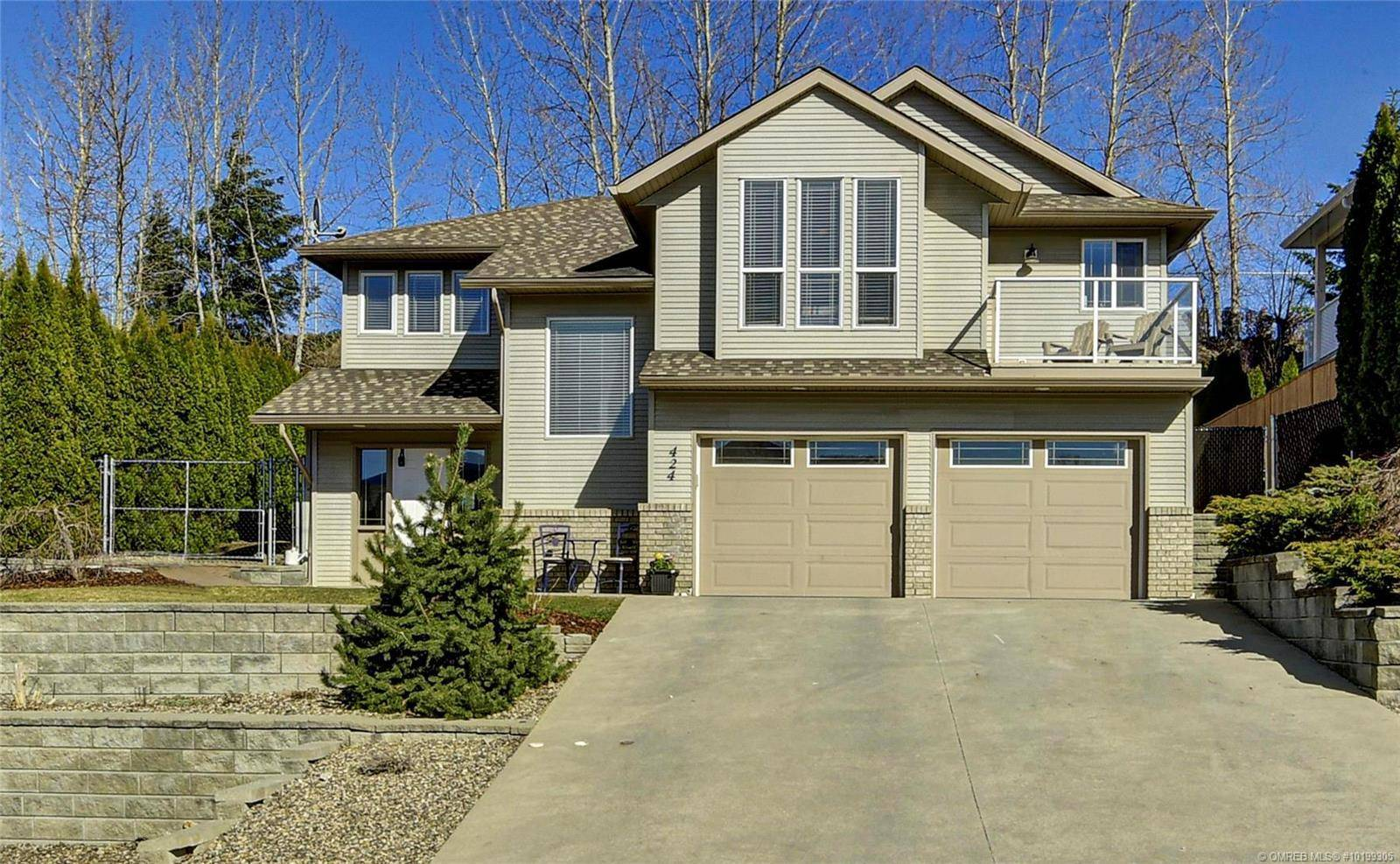 House for sale at 424 27 St Southeast Salmon Arm British Columbia - MLS: 10199305