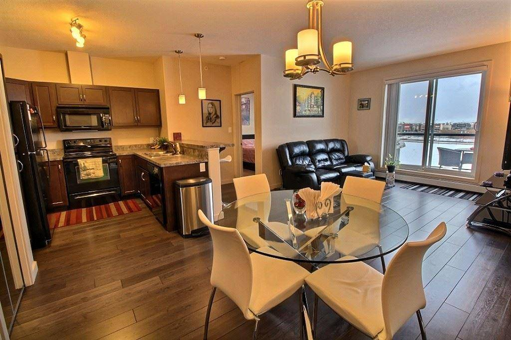 Condo for sale at 304 Ambleside Li Sw Unit 424 Edmonton Alberta - MLS: E4172671
