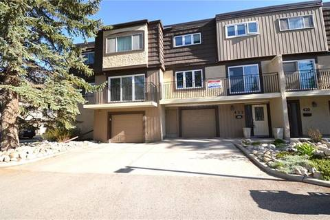 Townhouse for sale at 3130 66 Ave Southwest Unit 424 Calgary Alberta - MLS: C4237851