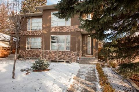 Townhouse for sale at 424 38 St Southwest Calgary Alberta - MLS: C4285401