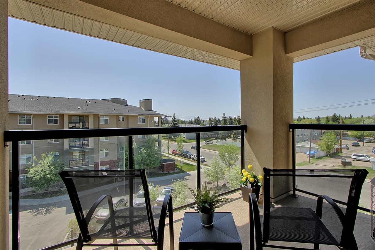 For Sale: 424 - 7909 71 Street, Edmonton, AB | 2 Bed, 2 Bath Condo for $269,999. See 24 photos!