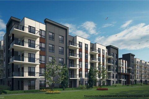 Residential property for sale at  Harbour St Unit 424 Collingwood Ontario - MLS: 40014565