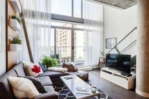 Apartment for rent at 95 Bathurst St Unit 424 Toronto Ontario - MLS: C4636683