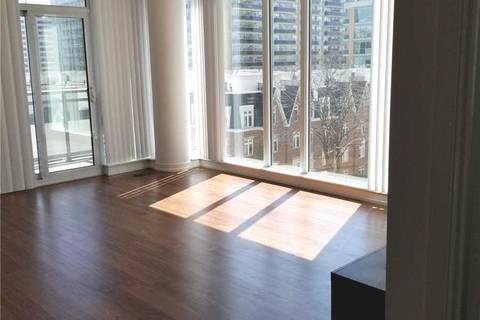 Apartment for rent at 98 Lillian St Unit 424 Toronto Ontario - MLS: C4420400