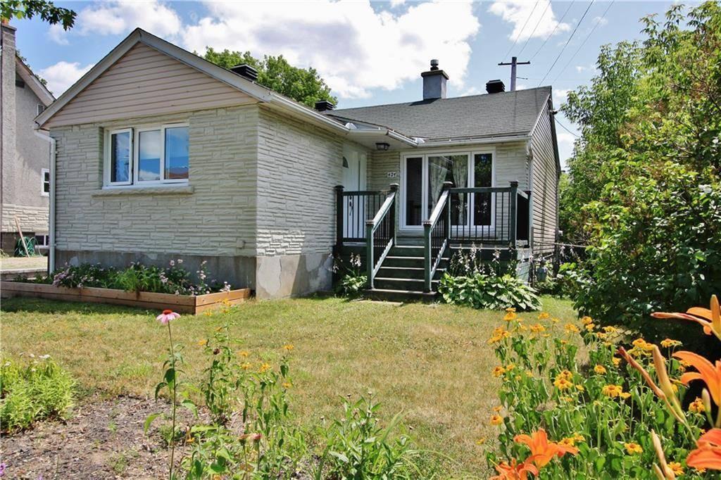 House for sale at 424 Blake Blvd Ottawa Ontario - MLS: 1162035