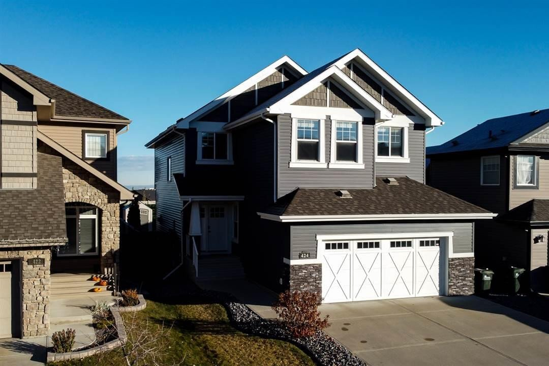 House for sale at 424 Churchill Cr Sherwood Park Alberta - MLS: E4219381