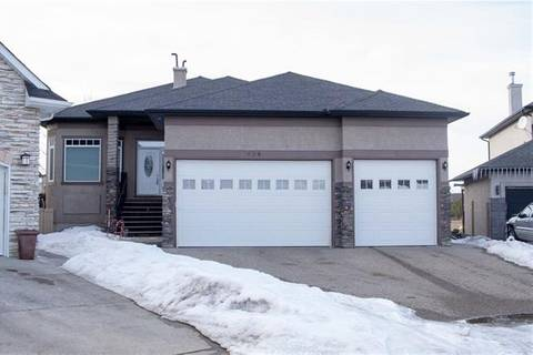 House for sale at 424 East Lakeview Pl Chestermere Alberta - MLS: C4290736