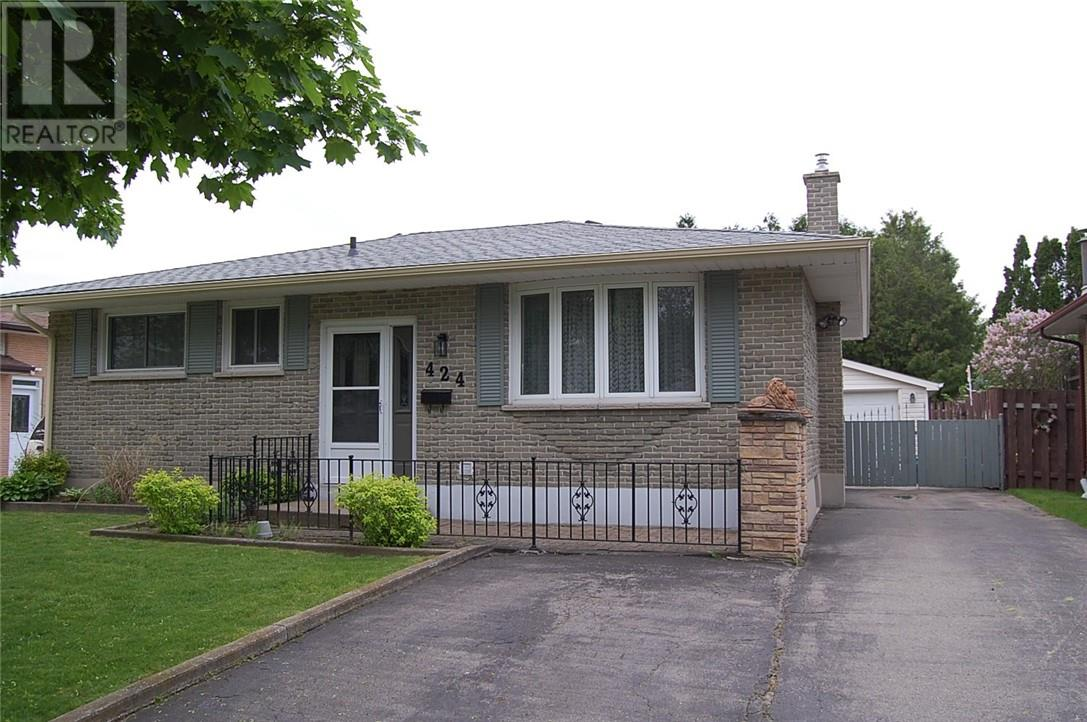 Removed: 424 Hudson Drive, London, ON - Removed on 2019-07-22 04:39:30