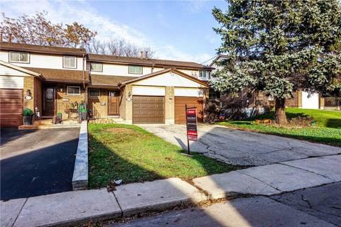 Townhouse for sale at 424 Jackson St Hamilton Ontario - MLS: X4641076