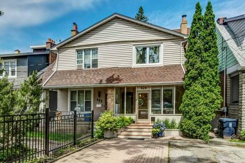Townhouse for sale at 424 Kingston Rd Toronto Ontario - MLS: E4484265