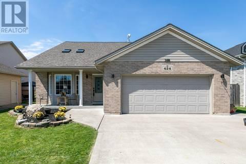 House for sale at 424 Mclellan  Amherstburg Ontario - MLS: 19020329