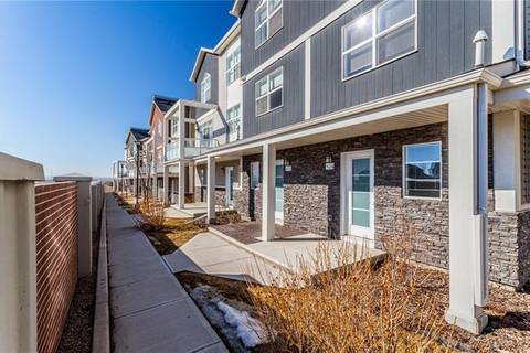 Townhouse for sale at 424 Redstone Vw Northeast Calgary Alberta - MLS: C4236621