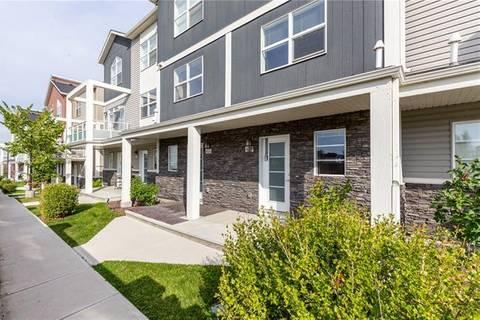 Townhouse for sale at 424 Redstone Vw Northeast Calgary Alberta - MLS: C4295131