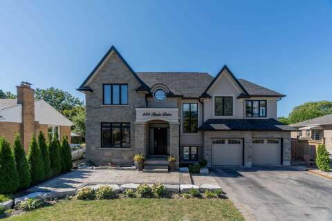 House for sale at 424 Sherin Dr Oakville Ontario - MLS: W4919891