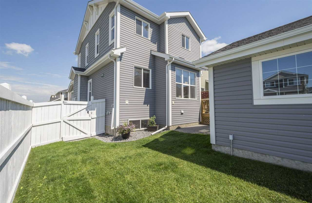 For Sale: 424 Simmonds Way, Leduc, AB | 3 Bed, 2 Bath House for $359,900. See 27 photos!