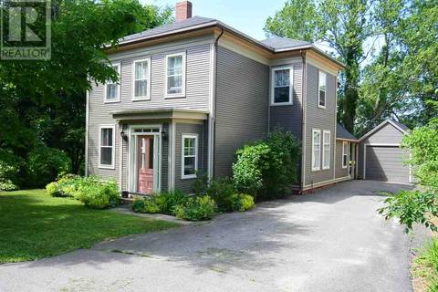 House for sale at 424 St. George St Annapolis Royal Nova Scotia - MLS: 201821308