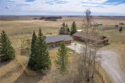 House for sale at 424020 17 St E Rural Foothills County Alberta - MLS: A1013566