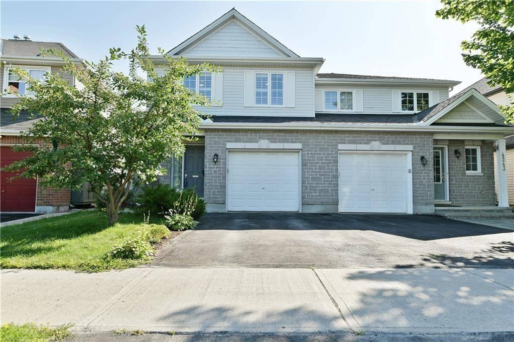 House for sale at 4241 Kelly Farm Dr Ottawa Ontario - MLS: 1166396