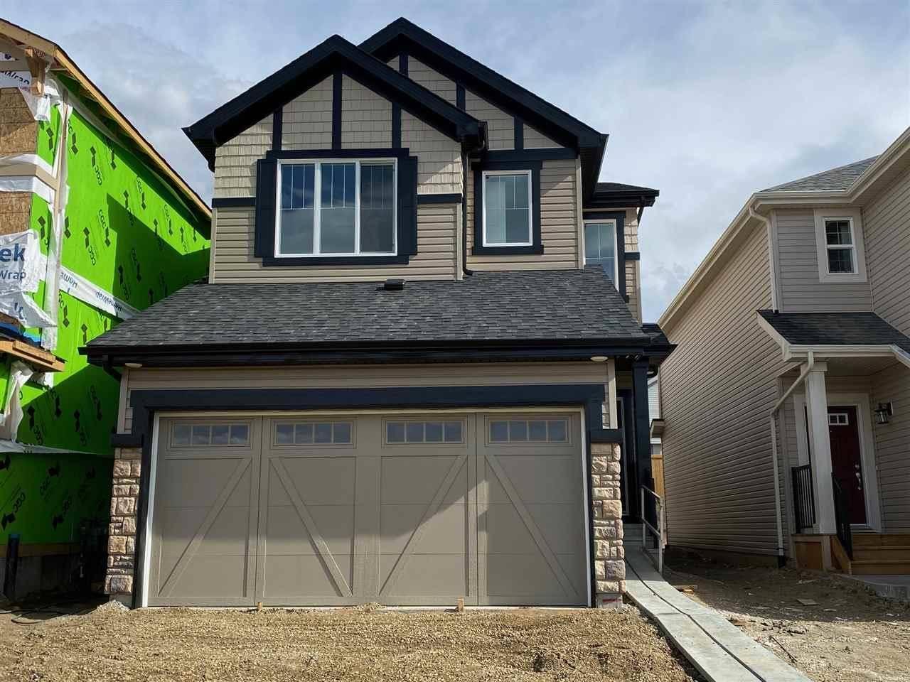 House for sale at 4244 Chichak Cs Sw Edmonton Alberta - MLS: E4189756