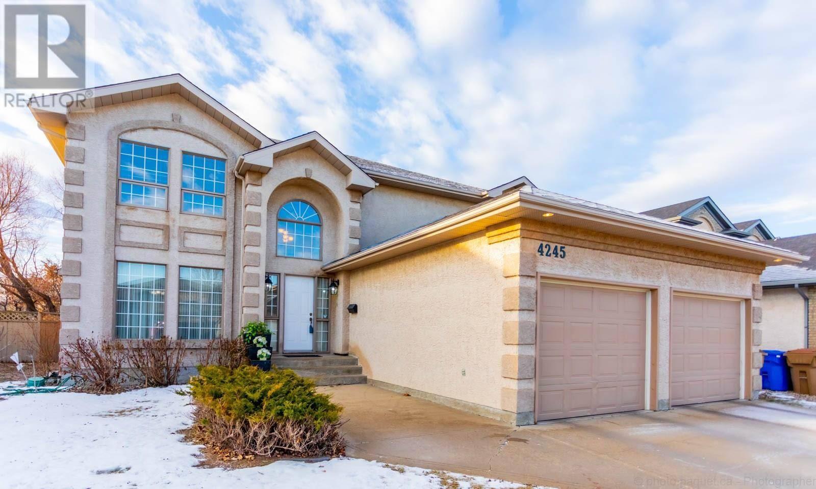 House for sale at 4245 Wascana Rdg  Regina Saskatchewan - MLS: SK793121