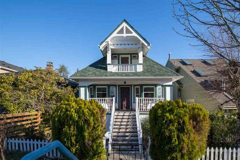 House for sale at 4247 Eton St Burnaby British Columbia - MLS: R2350040