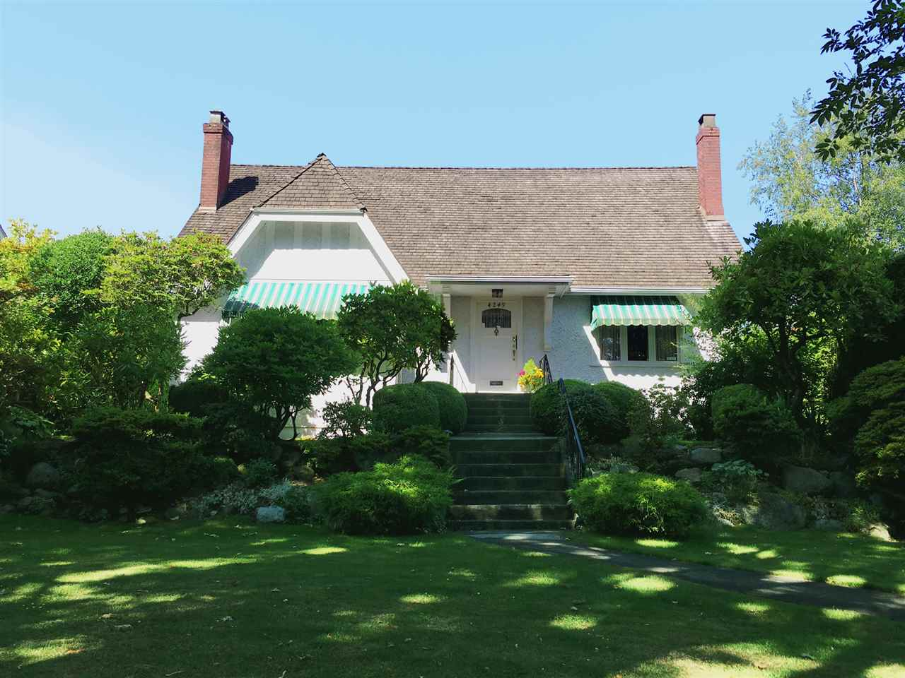 Sold: 4249 Hudson Street, Vancouver, BC