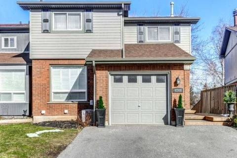 Townhouse for sale at 4249 Pheasant Run  Mississauga Ontario - MLS: W4694004