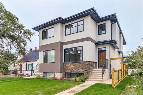 Townhouse for sale at 425 23 Ave Northeast Calgary Alberta - MLS: C4237300