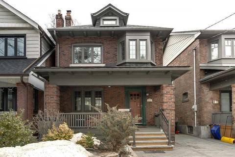 House for sale at 425 Armadale Ave Toronto Ontario - MLS: W4385124