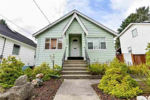 House for sale at 425 Fader St New Westminster British Columbia - MLS: R2508564