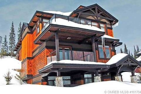 House for sale at 425 Feathertop Wy Big White British Columbia - MLS: 10179496