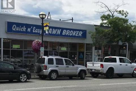 Commercial property for sale at 425 Main St Penticton British Columbia - MLS: 179152