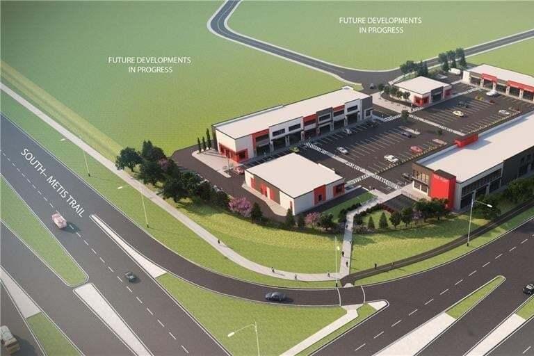 Commercial property for lease at 4250 109 Av NE Saddleridge Industrial, Calgary Alberta - MLS: C4303554