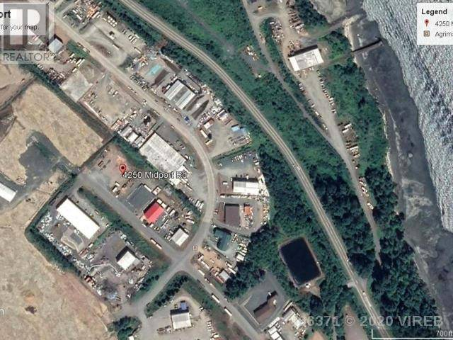 Commercial property for sale at 4250 Midport Rd Campbell River British Columbia - MLS: 466371
