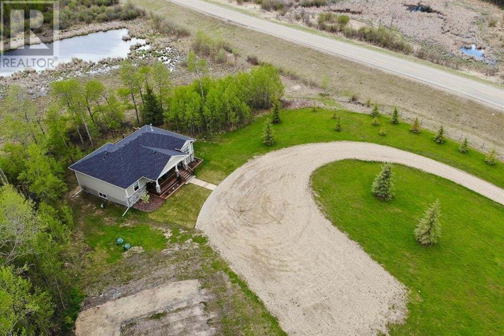 House for sale at 425065 Highway 771 Hy Rural Ponoka County Alberta - MLS: A1001773