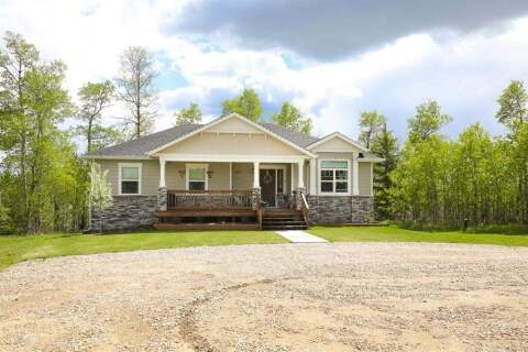 House for sale at 425065 Highway 771  Rural Ponoka County Alberta - MLS: A1001773