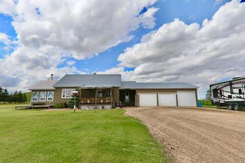 Residential property for sale at  42519 Range Road 113   Rural Flagstaff County Alberta - MLS: A1003851