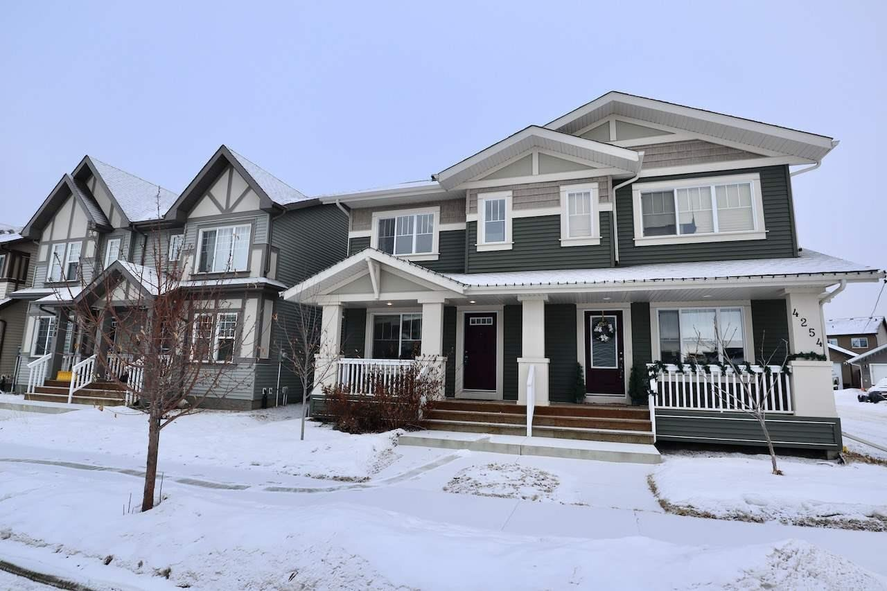 Townhouse for sale at 4252 Prowse Wy SW Edmonton Alberta - MLS: E4223528