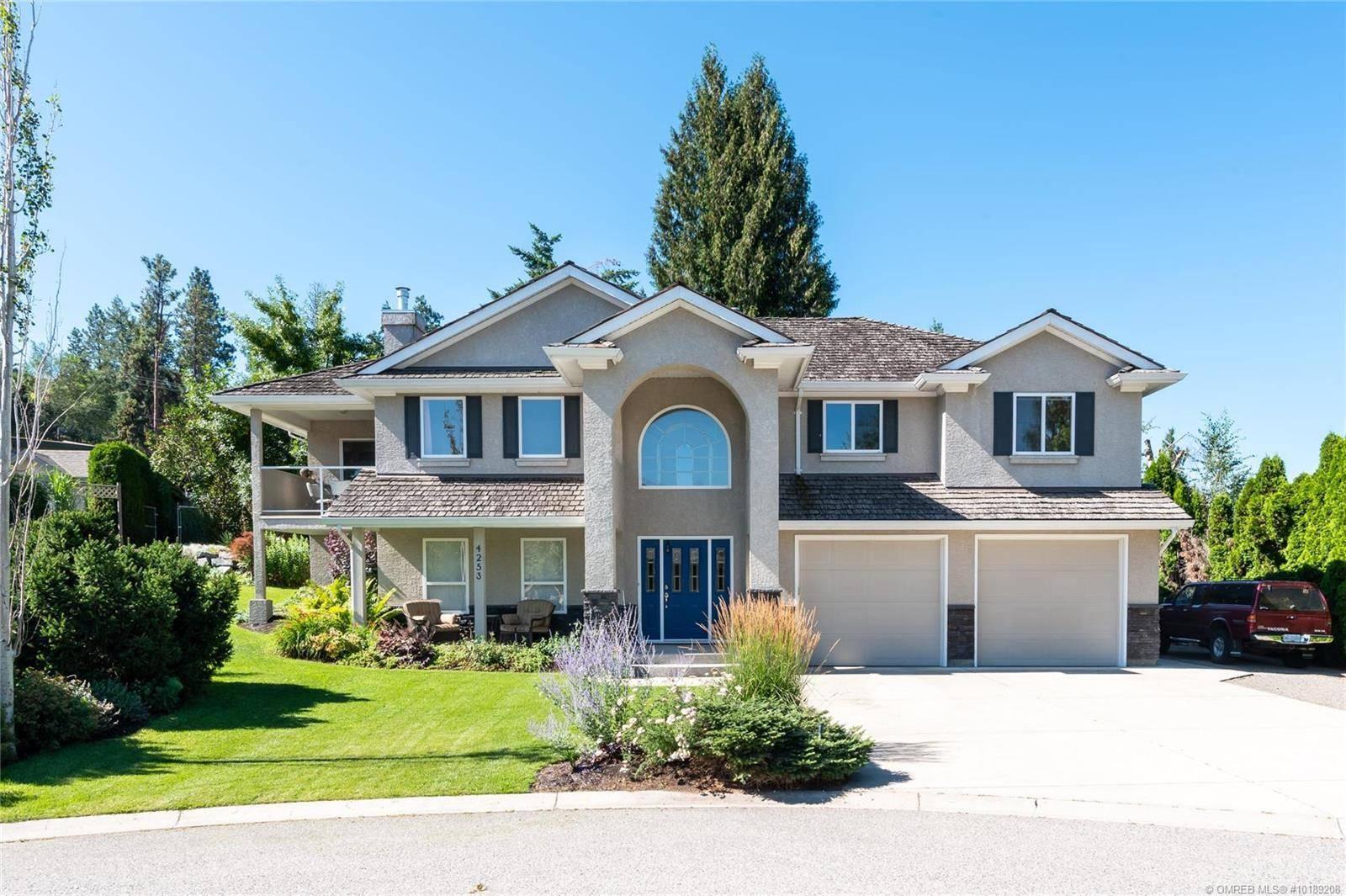 House for sale at 4253 Eso Ct Kelowna British Columbia - MLS: 10189208