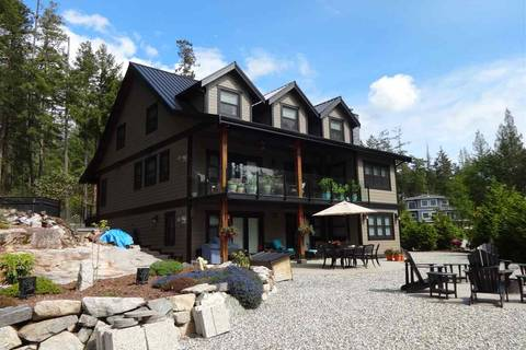 House for sale at 4253 Packalen Blvd Garden Bay British Columbia - MLS: R2453183
