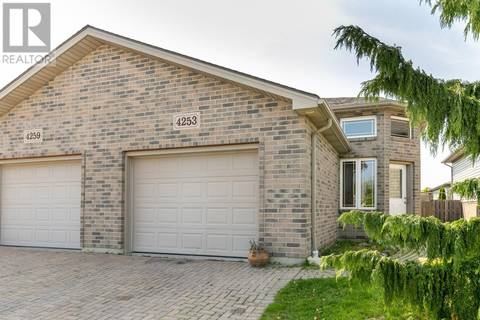House for sale at 4253 Tumbleweed Cres Windsor Ontario - MLS: 19018438