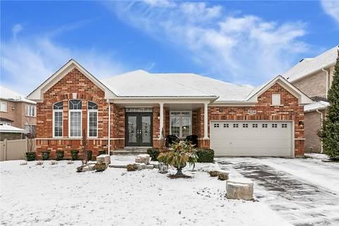 House for sale at 4254 Kane Cres Burlington Ontario - MLS: W4422585