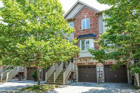Townhouse for sale at 4256 Ingram Common  Burlington Ontario - MLS: W4825472