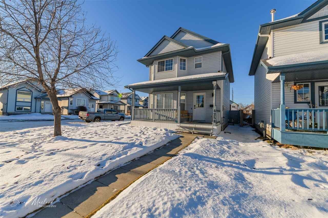 House for sale at 4258 23 St NW Edmonton Alberta - MLS: E4221097