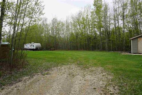 Residential property for sale at 53414 Rge Rd Unit 426 Rural Lac Ste. Anne County Alberta - MLS: E4154679