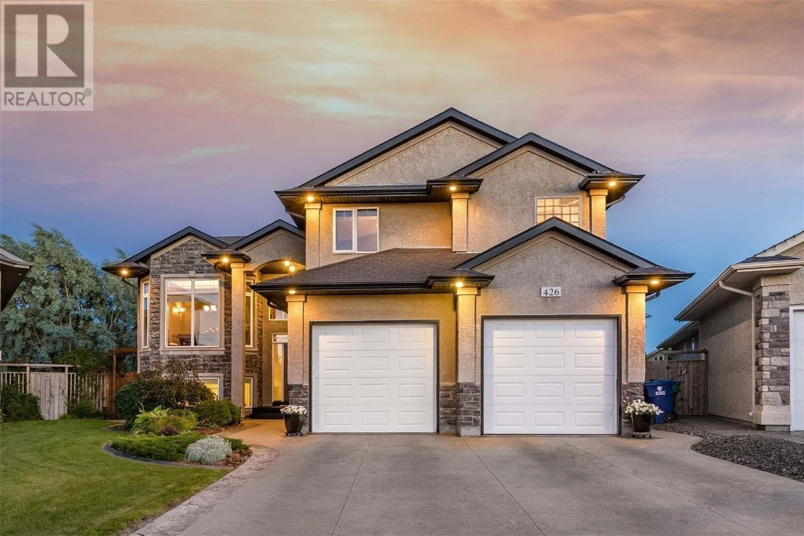 House for sale at 426 Bolton Pl Saskatoon Saskatchewan - MLS: SK815282